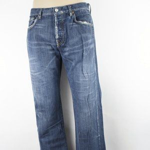 7 For All Mankind Relax Relaxed Fit (33 X 33) Men